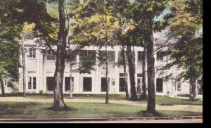 New York  Chautauqua  Hall  of Missions  Albertype