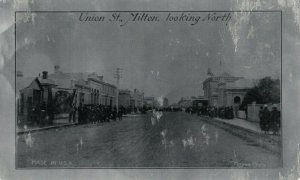 MILTON , Delaware , 00-10s ; Union Street , looking North