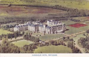 Gleneagles Hotel, PERTHSHIRE, Scotland, UK, PU-1953
