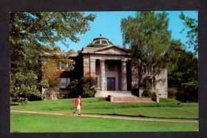 ME University of Maine Carnegie Hall Orono Maine Postcard PC Univ