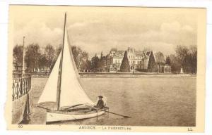 ANNECY, La Prefecture, Haute Savoie, France, 10-20s