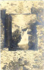 RP Artist Falls North Conway New Hampshire NH 1907