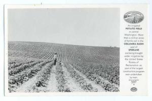 RPPC of Potato Fields in Columbia Basin West of Spokane WA