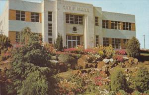 Canada City Hall Nanaimo British Columbia