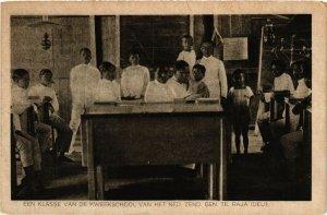 CPA INDONESIA Een Klasse van de Kweekschool van het Ned. (341612)