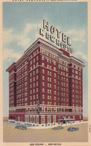SALT LAKE CITY, Utah, 1930-1940's; Hotel Newhouse