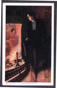 Alfred James Dewey - Firelight Fantasies - HE