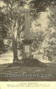 Battle Monument - Concord, Massachusetts MA