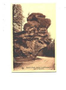 Rock Formation, Petie Suisse Luxembourgeoise, Berdorf, Belgium,