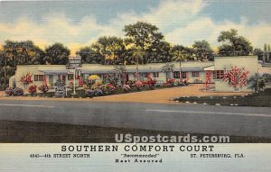 Southern Comfort Court - St Petersburg, Florida FL