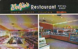 Wolfies Restaurant And Fountain Retail Bake Shop And Delicatessen Saint Peter...