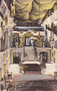 Spanish Art Gallery Mission Inn Riverside California Handcolored Albertype