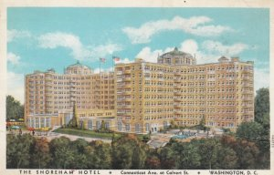 WASHINGTON D. C., 1910-20s; The Shoreham Hotel