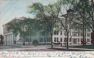 Minnesota Minneapolis Home Office and Auditorium Northwestern National Life I...