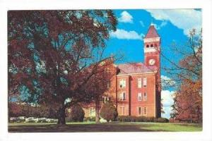 Tillman Hall, Clemson University, Clemson, South Carolina, 40-60s