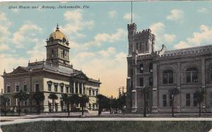 JACKSONVILLE, Florida, 00-10s; Court House and Armor