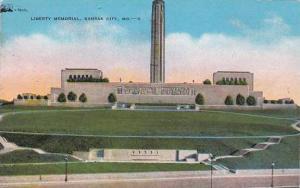 Missouri Kansas City Liberty Memorial 1948
