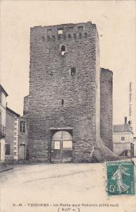 THOUARS, Deux Sevres, France, PU-1910; La Porte Aux Prevots