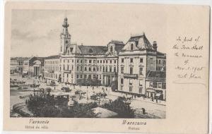 Varsovie - Warszawa