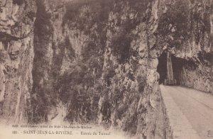 Saint Jean La Riviere , France , 00-10s ; Entre du Tunnel