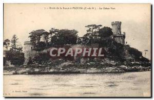 Postcard Old Banks of the Rance Plouer (C N) Le Chene Vert