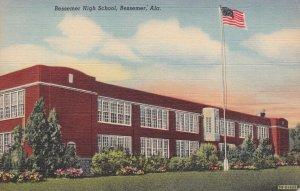 BESSEMER, Alabama, 1930-1940s; Bessemer High School