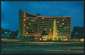 Hotel Marcopolo Singapore 1970s S.W. # S6567 Travel Postcard Architecture Asia