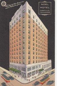 NASHVILLE , Tennessee, 1936 ; Hotel Noel