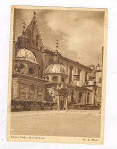 Katedra. Kaplica Zygmuntowska, Krakow, Poland, 20-40s