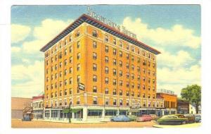 Spaulding Hotel, Michigan City, Indiana, PU-1963