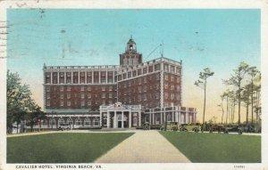 VIRGINIA BEACH , Virginia, 1927 ; Cavalier Hotel