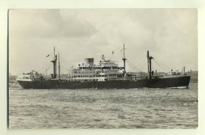 rk0493 - Elder Dempster Cargo Ship - Sherbro , built 1950 - photo