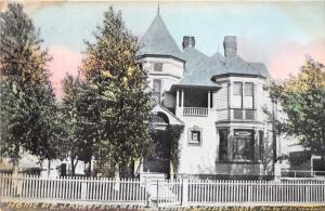WHITE SULPHUR SPRINGS MONTANA HOME OF E J ANDERSON~CHAMBERLIN POSTCARD