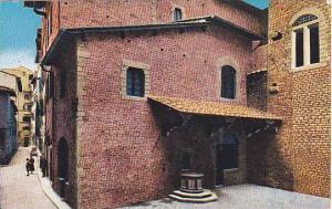 Case Degli Alighieri, Firenze (Tuscany), Italy, 1900-1910s