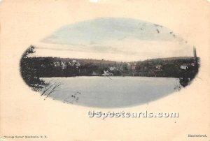 Lake View - Kiamesha Lake, New York
