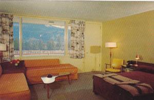 Canada Bedroom Andrew Motor Lodge Jasper National Park Alberta