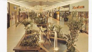 Interior- Shopping Center, Trois-Rivieres, Quebec, Canada, 1940-1960s