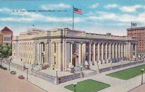 Indiana Indianapolis U S Post Offec 1939