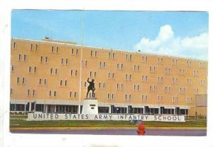 United States Army Infantry School, Academic Building, Fort Benning, Georgia,...