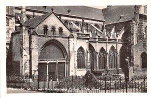 St Servaas Kerk Zuidelijk Portaal Maastricht Holland Unused