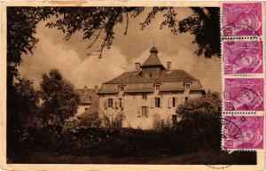 CPA  Marcillac-la-Croisille - Le Chateau Bouyeure  (692152)