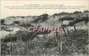 Old Postcard Fort Douaumont