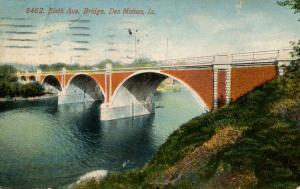 IA - Des Moines. Sixth Avenue Bridge