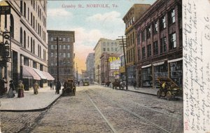 Virginia Norfolk Granby Street 1907 sk3990