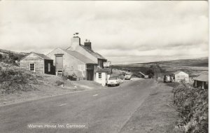 RP: Warren House Inn , DARTMOOR , 30-40s
