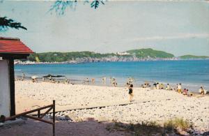 Beach, Keltic Lodge, CAPE BRETON, Nova Scotia, Canada, 40-60's