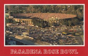 Stadium , Pasadena Rose Bowl , California , 50-60s