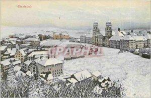 Old Postcard Einsiedeln