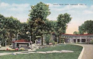 Iowa Dubuque Eagle Point Park  1947