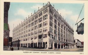Hudson Bay Company, CALGARY, Alberta, Canada, 1930-1940s